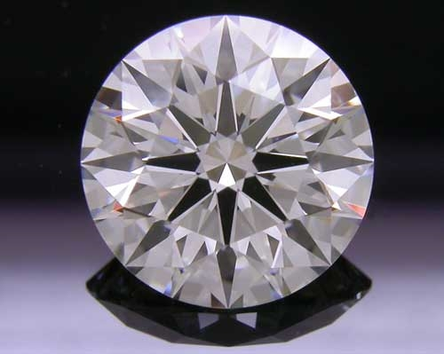 1.535 ct J VS1 A CUT ABOVE® Hearts and Arrows Super Ideal Round Cut Loose Diamond