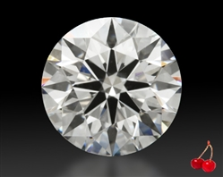 1.248 ct F VVS1 Expert Selection Round Cut Loose Diamond