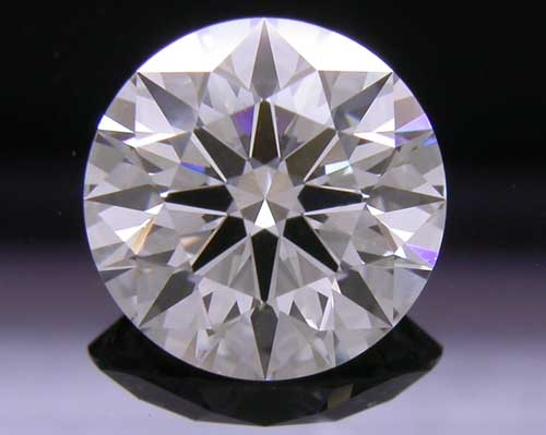 1.217 ct H VS2 A CUT ABOVE® Hearts and Arrows Super Ideal Round Cut Loose Diamond