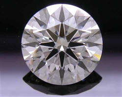 1.225 ct I SI1 A CUT ABOVE® Hearts and Arrows Super Ideal Round Cut Loose Diamond
