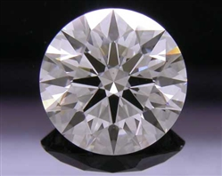 1.036 ct E VS1 A CUT ABOVE® Hearts and Arrows Super Ideal Round Cut Loose Diamond
