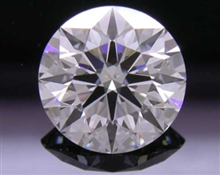 1.098 ct D VS2 A CUT ABOVE® Hearts and Arrows Super Ideal Round Cut Loose Diamond