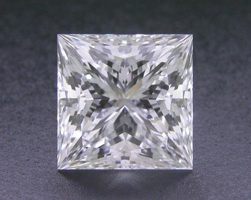 1.015 ct F SI1 A CUT ABOVE® Princess Super Ideal Cut Diamond