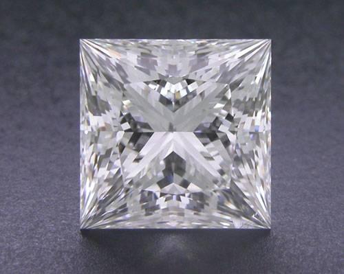 1.016 ct G SI1 A CUT ABOVE® Princess Super Ideal Cut Diamond