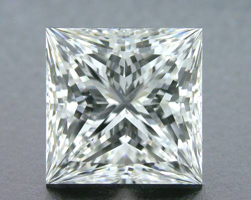 2.087 ct G SI1 Expert Selection Princess Cut Loose Diamond