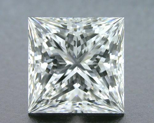 2.087 ct G SI1 Expert Selection Princess Cut Loose Diamond