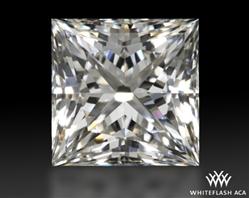 0.82 ct I VVS2 A CUT ABOVE® Princess Super Ideal Cut Diamond