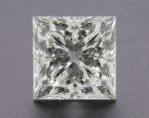 1.04 ct I SI2 A CUT ABOVE® Princess Super Ideal Cut Diamond