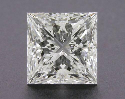 1.045 ct D SI2 Expert Selection Princess Cut Loose Diamond