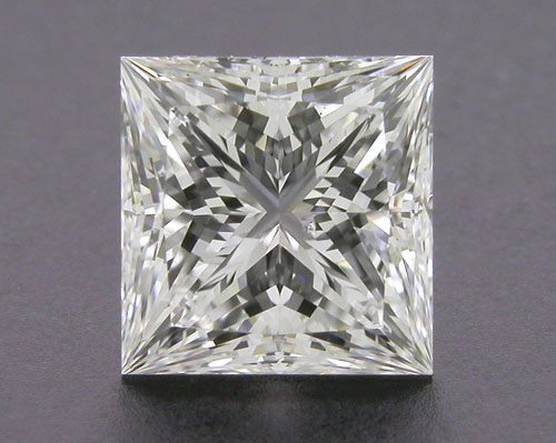 1.045 ct D SI2 Expert Selection Princess Cut Loose Diamond
