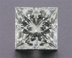 1.041 ct J SI1 Expert Selection Princess Cut Loose Diamond