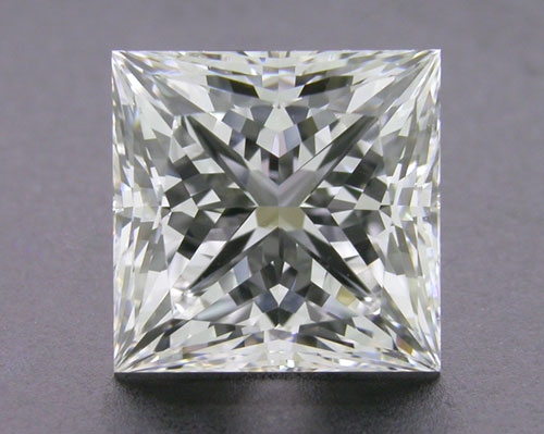 2.553 ct E VS1 A CUT ABOVE® Princess Super Ideal Cut Diamond