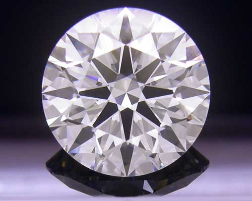 5.173 ct H SI1 A CUT ABOVE® Hearts and Arrows Super Ideal Round Cut Loose Diamond