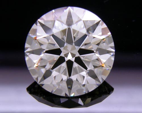 2.575 ct J VS1 A CUT ABOVE® Hearts and Arrows Super Ideal Round Cut Loose Diamond