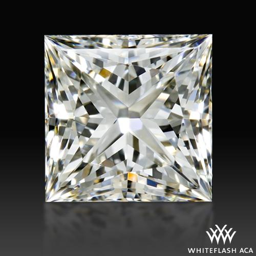 0.723 ct J VS1 A CUT ABOVE® Princess Super Ideal Cut Diamond