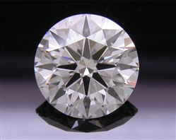 1.008 ct I VS2 A CUT ABOVE® Hearts and Arrows Super Ideal Round Cut Loose Diamond