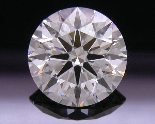 1.144 ct J SI2 A CUT ABOVE® Hearts and Arrows Super Ideal Round Cut Loose Diamond