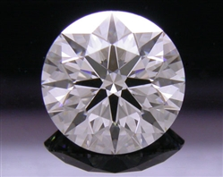 1.245 ct G VS2 A CUT ABOVE® Hearts and Arrows Super Ideal Round Cut Loose Diamond