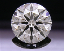 1.606 ct K VS2 A CUT ABOVE® Hearts and Arrows Super Ideal Round Cut Loose Diamond