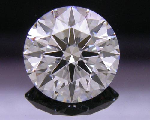 0.76 ct E VS1 A CUT ABOVE® Hearts and Arrows Super Ideal Round Cut Loose Diamond