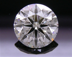 0.748 ct F SI1 Expert Selection Round Cut Loose Diamond