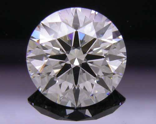 0.782 ct H SI1 A CUT ABOVE® Hearts and Arrows Super Ideal Round Cut Loose Diamond