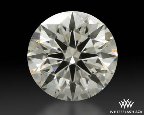 0.83 ct J VVS1 A CUT ABOVE® Hearts and Arrows Super Ideal Round Cut Loose Diamond