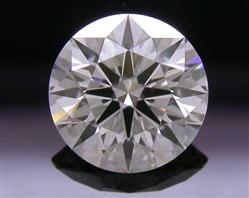 0.723 ct J VVS2 A CUT ABOVE® Hearts and Arrows Super Ideal Round Cut Loose Diamond