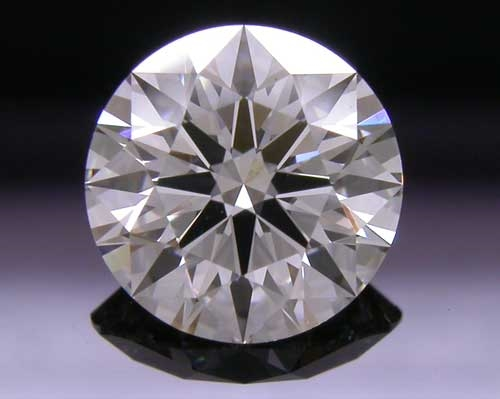 0.782 ct I VS1 A CUT ABOVE® Hearts and Arrows Super Ideal Round Cut Loose Diamond