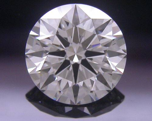 0.727 ct G VS2 A CUT ABOVE® Hearts and Arrows Super Ideal Round Cut Loose Diamond