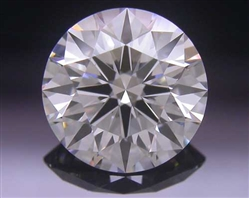 0.737 ct G VVS2 A CUT ABOVE® Hearts and Arrows Super Ideal Round Cut Loose Diamond
