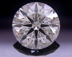 0.78 ct G VS1 A CUT ABOVE® Hearts and Arrows Super Ideal Round Cut Loose Diamond