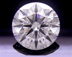 3.615 ct G VS1 A CUT ABOVE® Hearts and Arrows Super Ideal Round Cut Loose Diamond