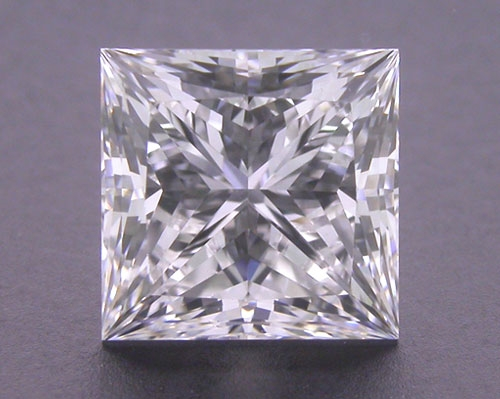 1.011 ct F VS2 A CUT ABOVE® Princess Super Ideal Cut Diamond