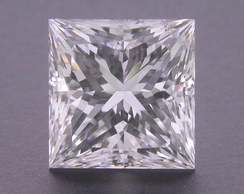 1.003 ct F SI2 Expert Selection Princess Cut Loose Diamond