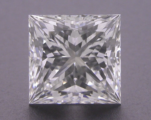 1.54 ct H VVS2 A CUT ABOVE® Princess Super Ideal Cut Diamond