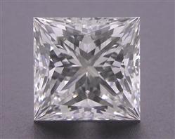 1.54 ct H VVS2 A CUT ABOVE® Princess Super Ideal Cut Diamond