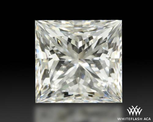 1.065 ct G VS1 A CUT ABOVE® Princess Super Ideal Cut Diamond