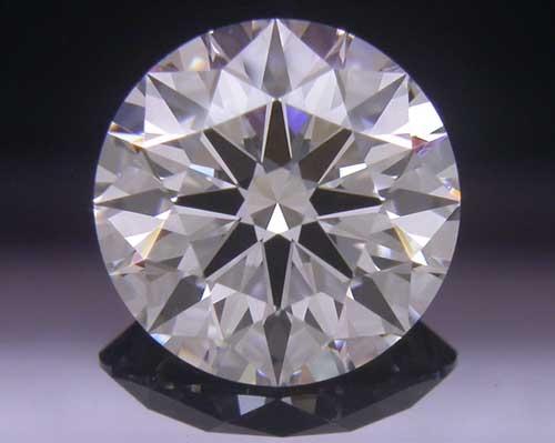 1.094 ct E VS2 A CUT ABOVE® Hearts and Arrows Super Ideal Round Cut Loose Diamond