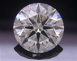 1.186 ct H VS2 A CUT ABOVE® Hearts and Arrows Super Ideal Round Cut Loose Diamond