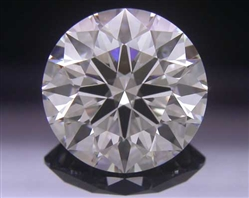 1.248 ct H VVS2 A CUT ABOVE® Hearts and Arrows Super Ideal Round Cut Loose Diamond