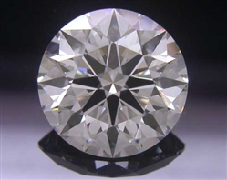 1.205 ct J VS1 A CUT ABOVE® Hearts and Arrows Super Ideal Round Cut Loose Diamond