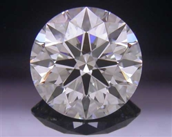 1.155 ct I VS1 A CUT ABOVE® Hearts and Arrows Super Ideal Round Cut Loose Diamond