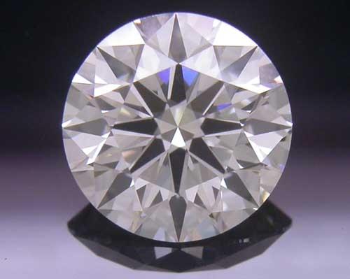 1.046 ct I VVS2 A CUT ABOVE® Hearts and Arrows Super Ideal Round Cut Loose Diamond