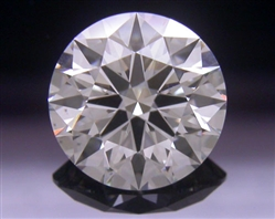 1.147 ct I VS2 A CUT ABOVE® Hearts and Arrows Super Ideal Round Cut Loose Diamond
