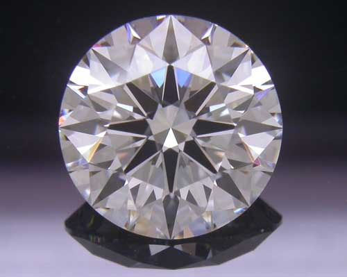 1.626 ct G VS1 A CUT ABOVE® Hearts and Arrows Super Ideal Round Cut Loose Diamond