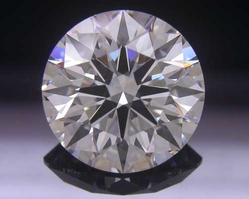 1.625 ct G VS2 A CUT ABOVE® Hearts and Arrows Super Ideal Round Cut Loose Diamond