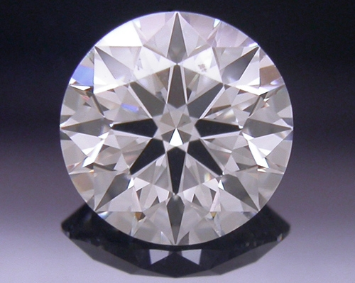 0.45 ct I VS1 A CUT ABOVE® Hearts and Arrows Super Ideal Round Cut Loose Diamond