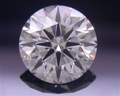 0.464 ct G VS2 A CUT ABOVE® Hearts and Arrows Super Ideal Round Cut Loose Diamond