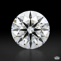 0.348 ct D VS2 Premium Select Round Cut Loose Diamond